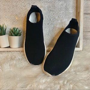 Kate Spade Bradley Sock Sneakers Black